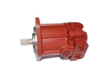 Red EC700 Excavator Hydraulic Fan Motor Steel VOE 14531612 Oil Cooling